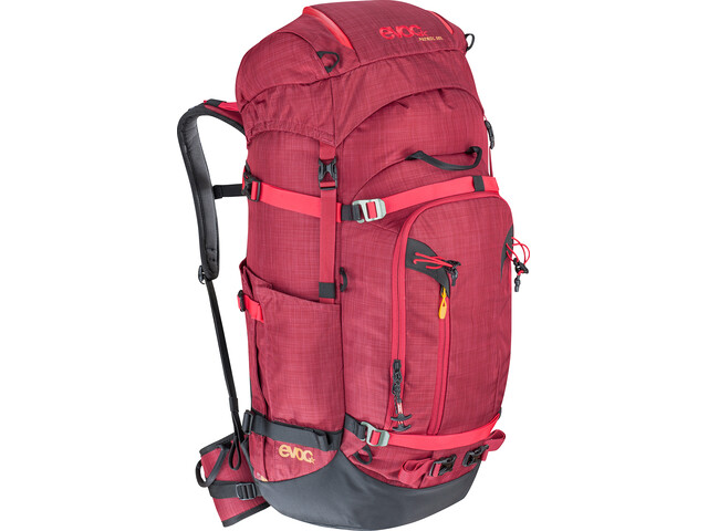 EVOC Patrol Backpack 55l red